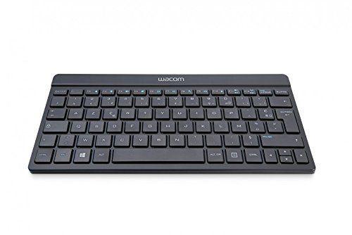 Wacom WKT 400 ES Bluetooth Espanol Negro teclado