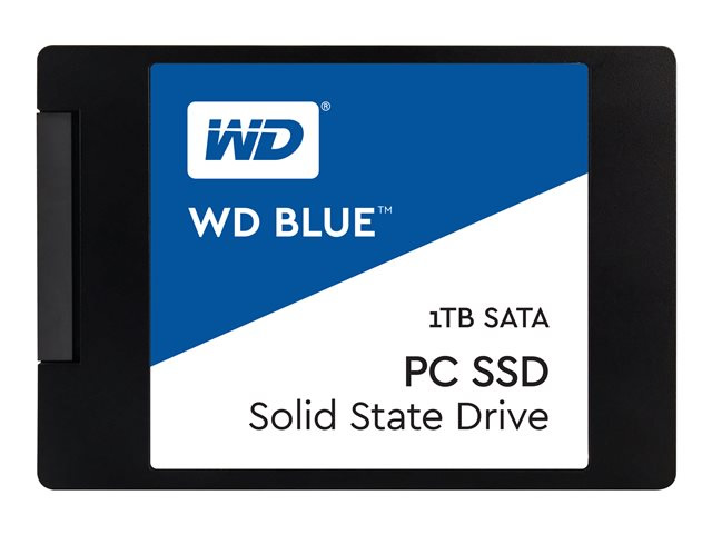 Ver Western Digital Blue 1 TB PC SSD WDS100T1B0A