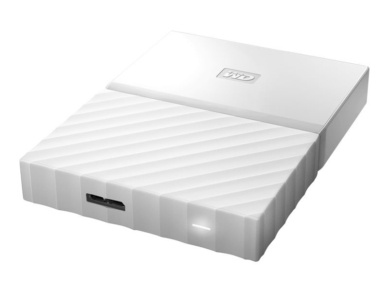 Ver Western Digital My Passport 1TB BLANCO WDBYNN0010BWT