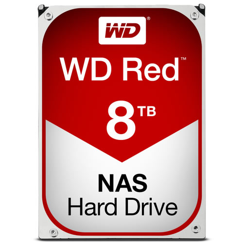 Ver Western Digital Red 8000GB Serial ATA III