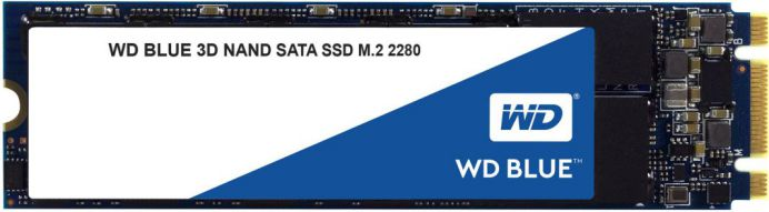 Ver Western Digital Blue 3D NAND SATA SSD 1TB M2