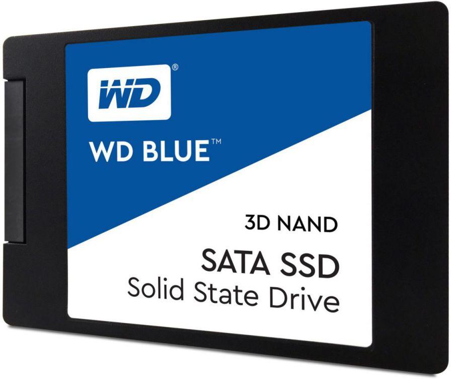 Western Digital Blue 3d Nand Sata Ssd 1tb Serial Ata Iii