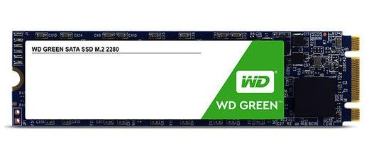 Ver Western Digital Green 120GB M2 Serial ATA III
