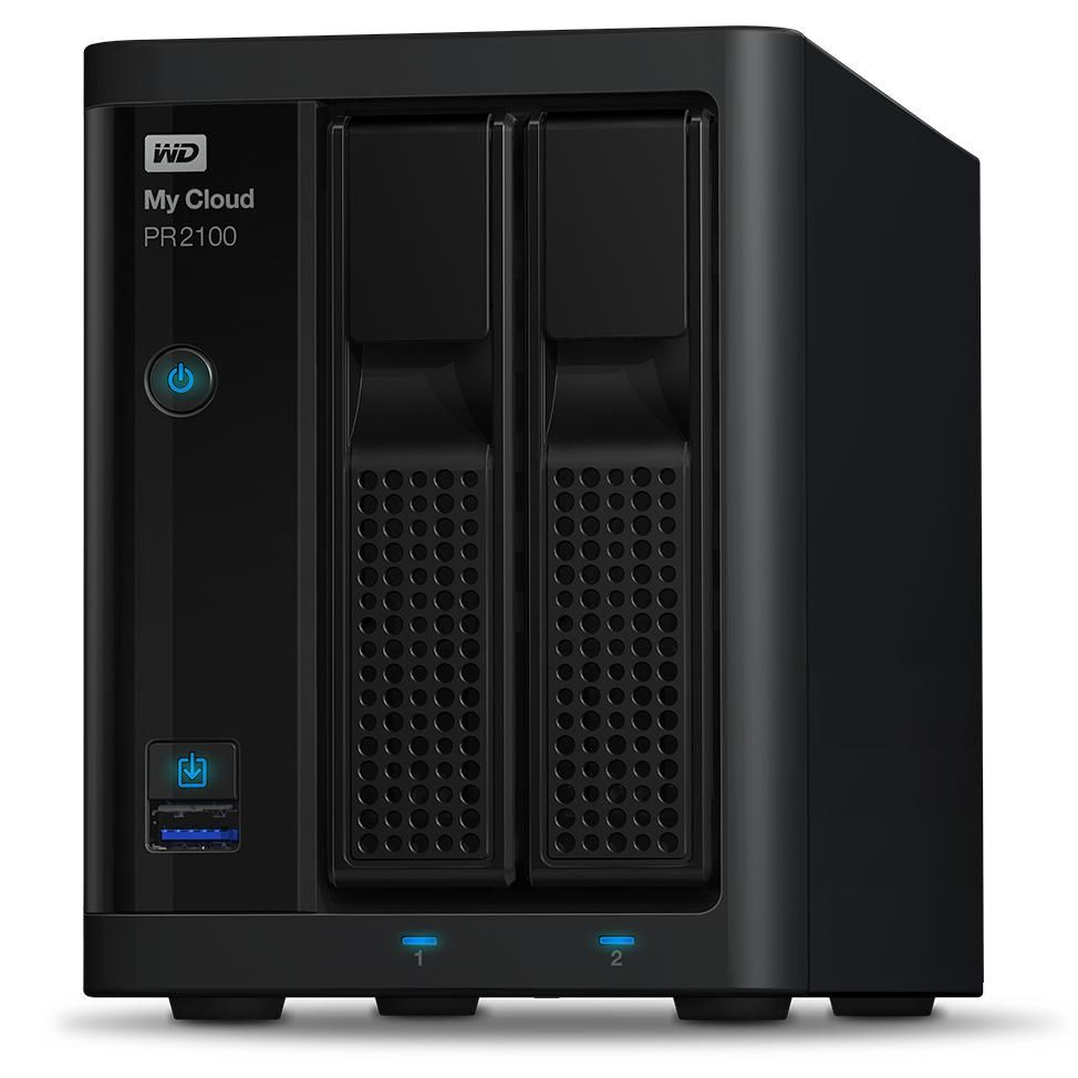 Western Digital My Cloud PR2100 NAS 2TB