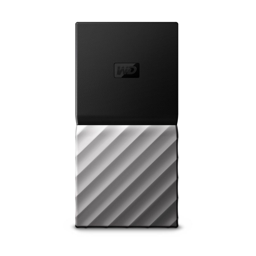 Ver Western Digital My Passport 1000GB Negro Plata