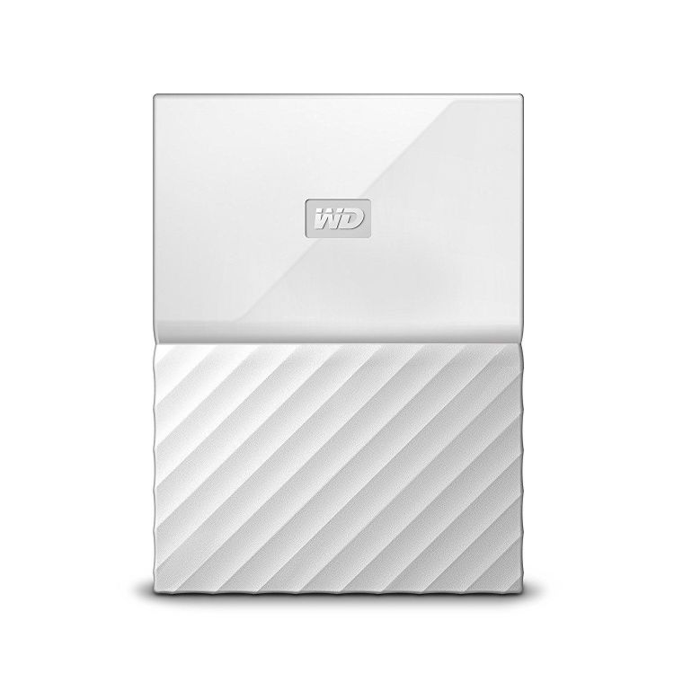 Ver Western Digital My Passport 2000GB Blanco