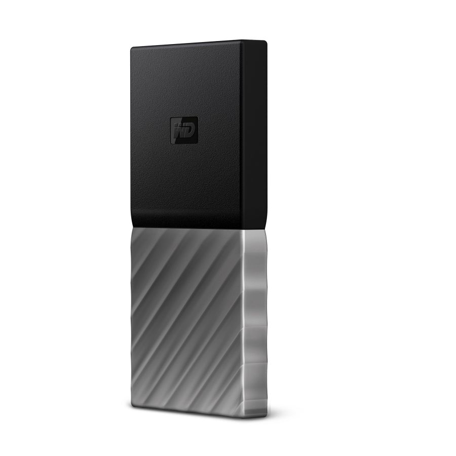 Ver Western Digital My Passport 256GB Negro Plata