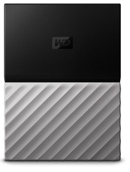 Ver Western Digital My Passport Ultra 1000GB Negro Gris