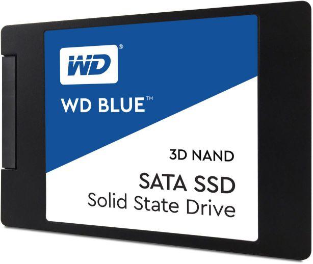Ver Western Digital WDS250G2B0A