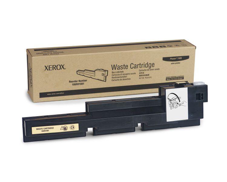 Ver Xerox 106R01081 colector de toner