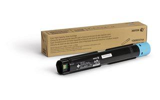 Xerox 106R03744 Laser cartridge 9800paginas Cian toner y cartucho laser
