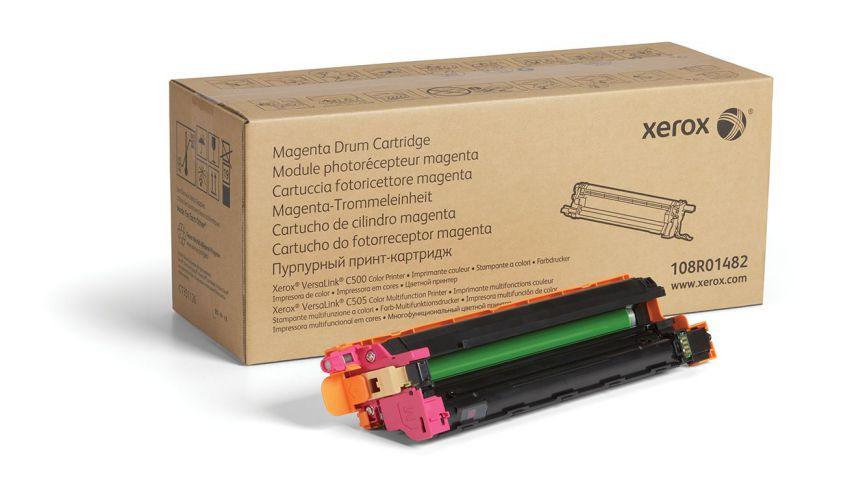 Ver Xerox 108R01482 Cartucho de toner 40000paginas Magenta toner y cartucho laser