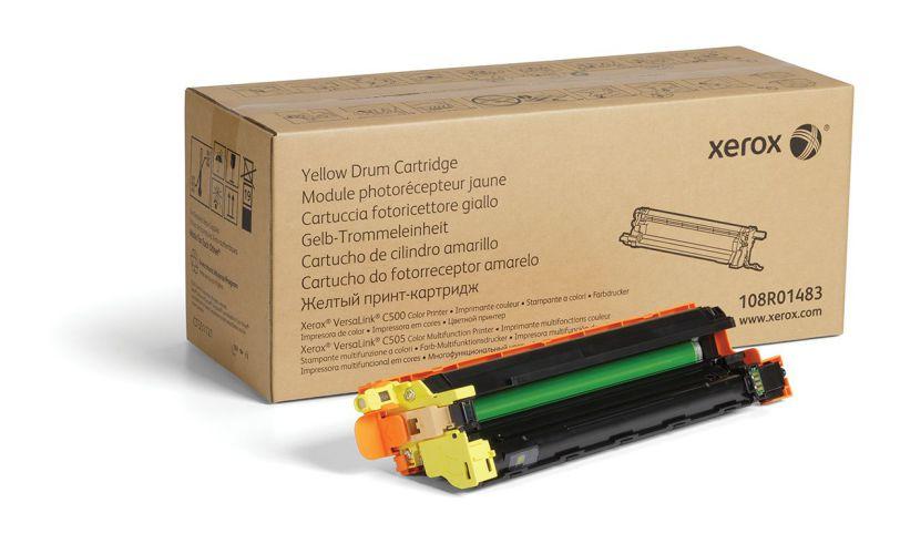 Ver Xerox 108R01483 Cartucho de toner 40000paginas Amarillo toner y cartucho laser