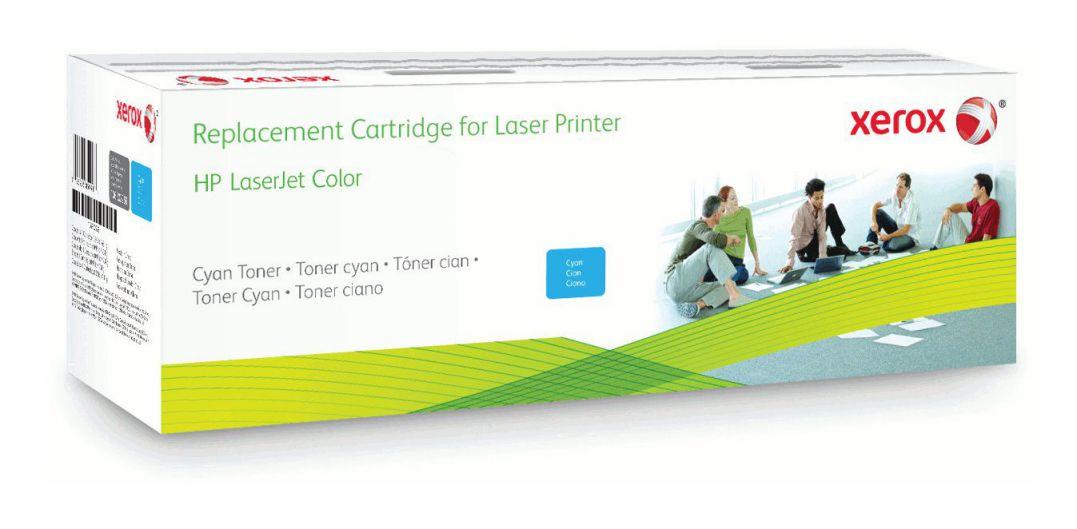 Xerox Cartucho de toner cian Equivalente a HP Q6461A Compatible con HP Colour LaserJet 4730 MFP Colour LaserJet CM4730 MFP