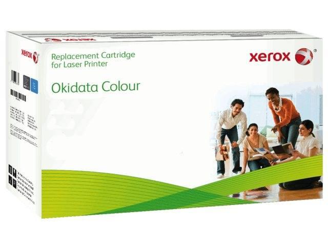 Xerox Cartucho de toner cian Equivalente a Oki 44318607