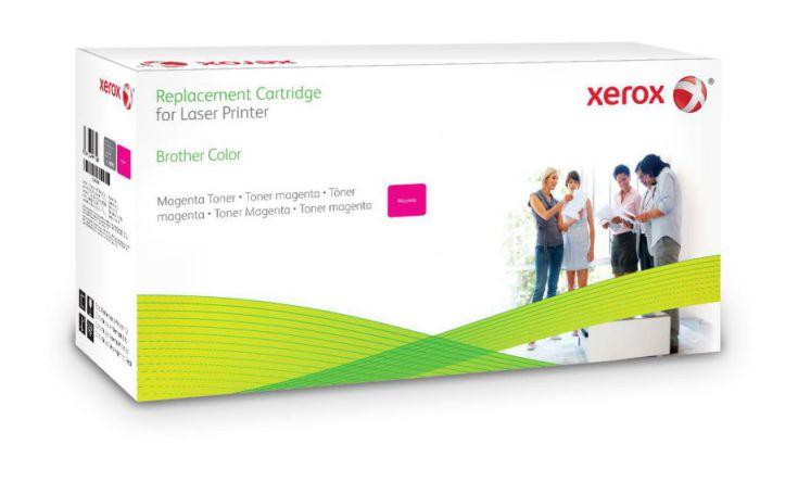 Ver Xerox Cartucho de toner magenta Equivalente a Brother TN135M Compatible con Brother DCP 9040CN