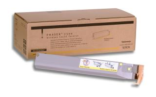 Ver Xerox Phaser 7300 Yellow Std Toner