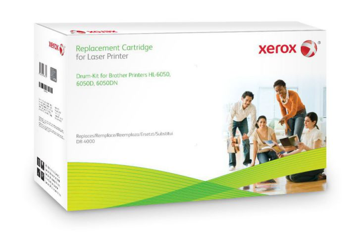 Ver Xerox Tambor Equivalente a Brother DR4000 Compatible con Brother HL 6050