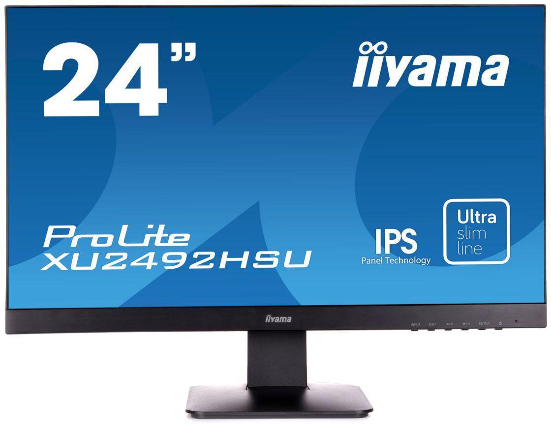 Ver iiyama ProLite XU2492HSU Full HD IPS Mate