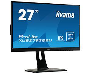 Ver iiyama ProLite XUB2792QSU B1 27 2K Ultra HD IPS Mate