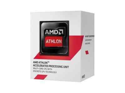 Amd Athlon 5350 2 Ghz Procesador