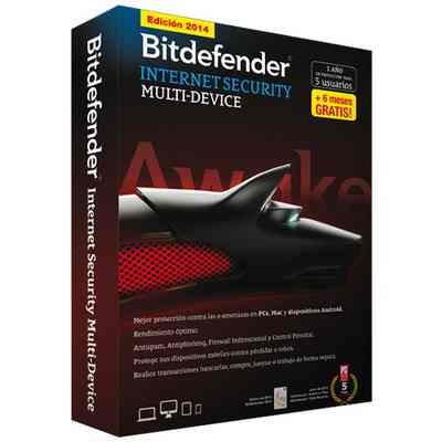 Antivirus Internet Security Md 2014 5l
