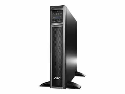 Ver APC Smart UPS X 750 RackTower LCD