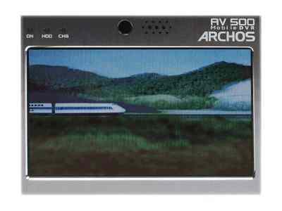 Archos Av500 Mobile Digital Video Recorder