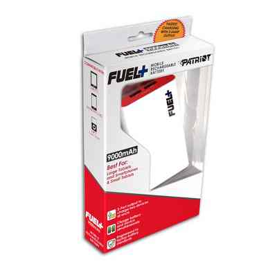 Bateria Ptr Bank Fuel 9000mah Movil Tabl