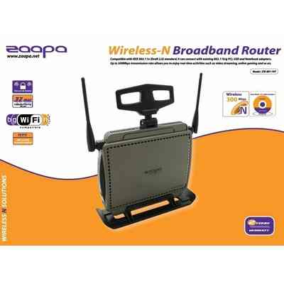 Broadband Router Wireless 11n