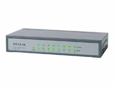 Belkin Gigabit Switch