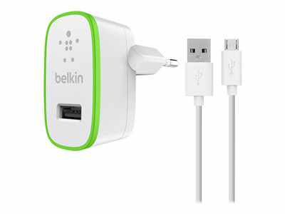 Belkin Home Charger With Charge Sync Cable