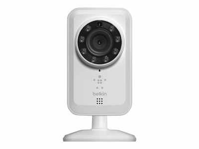 Ver Belkin NetCam Wi Fi Camera with Night Vision
