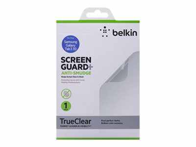 Belkin Screen Guard Anti Smudge Screen Protector F7p103vf