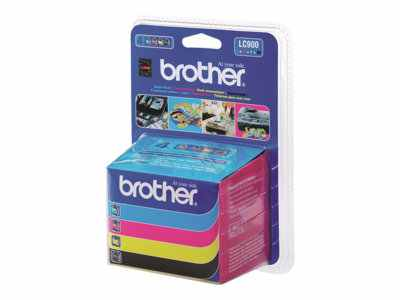 Ver Brother LC900Valuepack