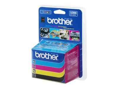 Brother Lc900valuepack