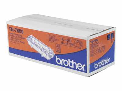 Ver Brother TN7600 TN7600