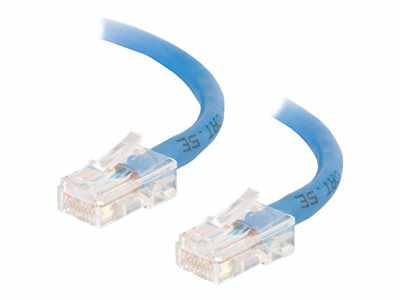 C2G Enhanced Cat5E 350MHz Assembled Patch Cable 83020