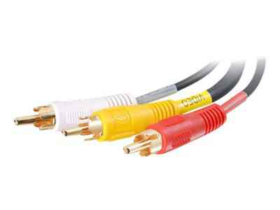 C2g Value Series Cable De Audio Video