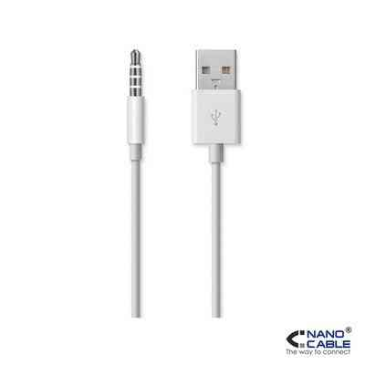 Cable Nc Ipod Shuffle A Usb20 Am 05m