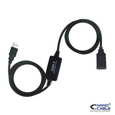 Ver CABLE NC USB20 PROLAMPLI AM AH 10M