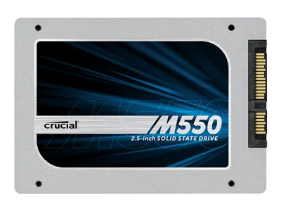 Crucial M550 Ct256m550ssd1