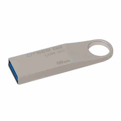 Ver KINGSTON DATATRAVELER SE9 G2 16GB USB 3 0