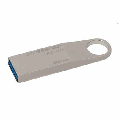 Ver KINGSTON DATATRAVELER SE9 G2 32GB USB 3 0