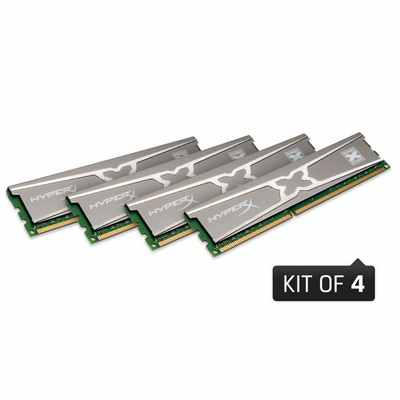 Kingston 16gb 2400mhz Ddr3 Hx Cl11 Xmp K4