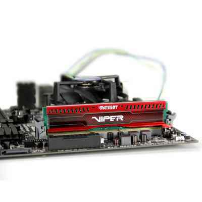 Dimm Ptr 16gb 1600mhz Ddr3 Venom Red Cl1