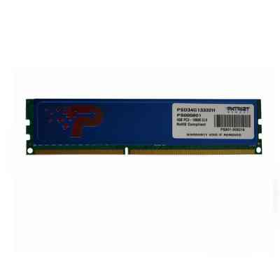 Dimm Ptr 4gb 1333mhz Ddr3 Cl9 Hs