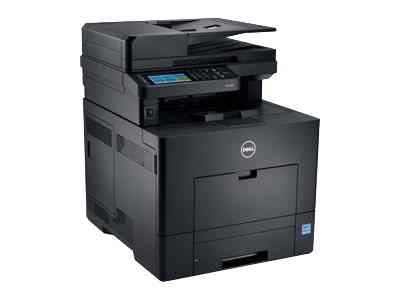 Dell Color Multifunction Printer C2665dnf
