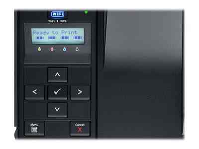 Dell Color Printer C1660w