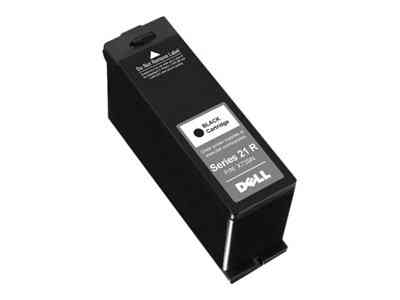 Dell Series 21r Regular Use Black Cartridge